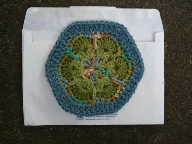 crochet flowers crochet hexagons