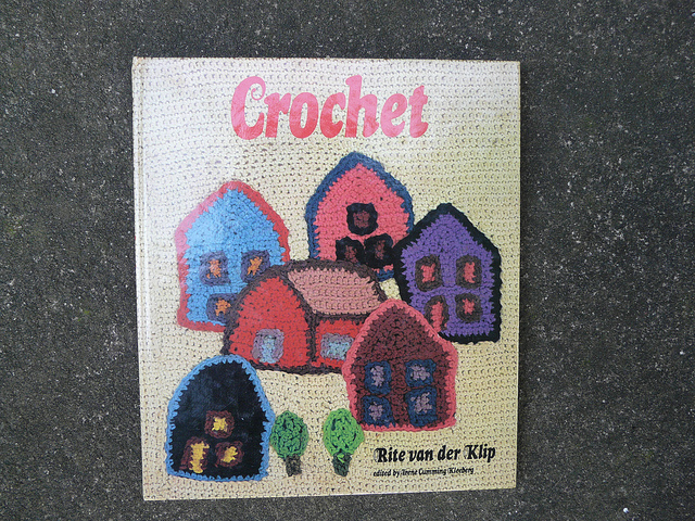 An excellent crochet book