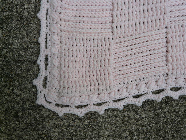 basketweave crochet stitch