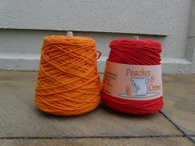 crochetbug, crochet, crocheted, crocheting, cotton yarn