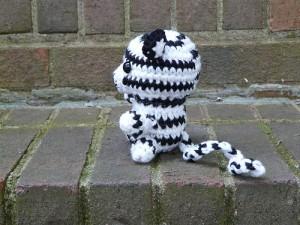 White Tiger Crochet Pattern Free : Pete, the amigurumi white tiger - Crochetbug