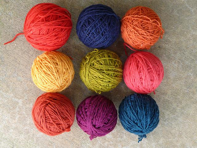 crochetbug, crochet project, yarn reclamation, frogging, yarn stash, use what you have