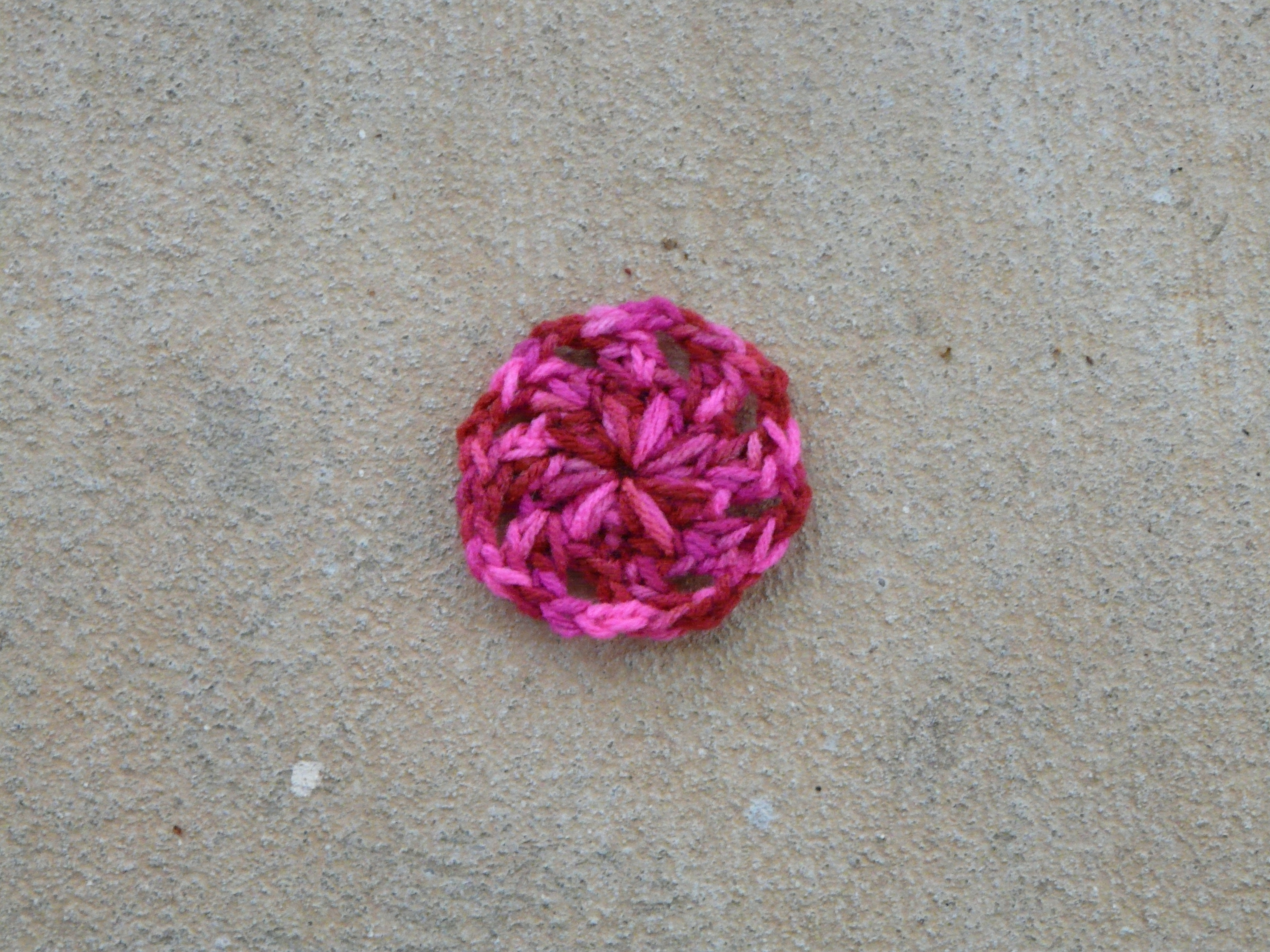 Macaria Headband with Wagon Wheel Crocheted Flower Crochet Patterns