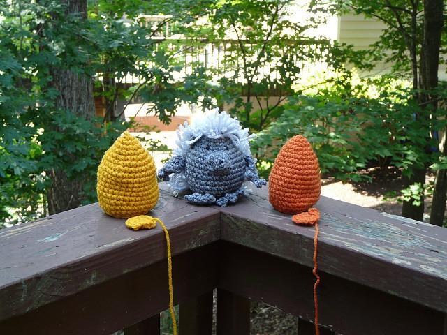 crochetbug, crochet porcupine, crochet animal, crochet amigurumi, crochet toys