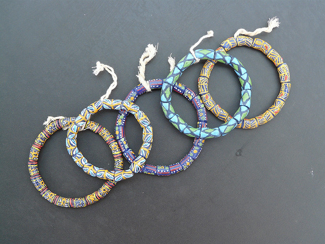 Krobo beads
