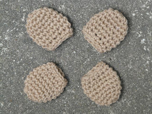 crochetbug, crochet chair leg socks, crochet socks, better living through crochet