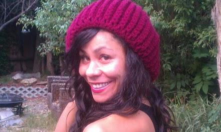 crochet beret, textured crochet hat, Eileen Tepper, tepper wear, crochet pattern