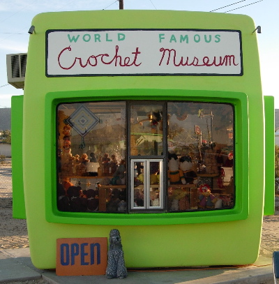 World Famous Crochet Museum