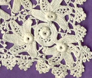 crochetbug, crocheting, crocheted, irish lace, irish crochet, crochet lace