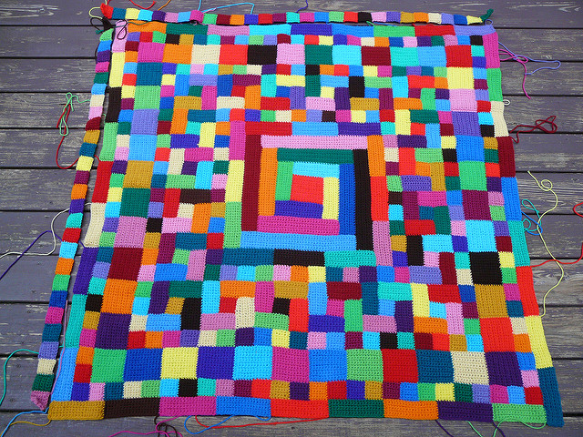 crochet blocks crochet blanket