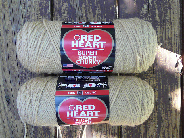 crochetbug, red heart yarn, crochet, crocheted, crocheting, acrylic yarn, buff