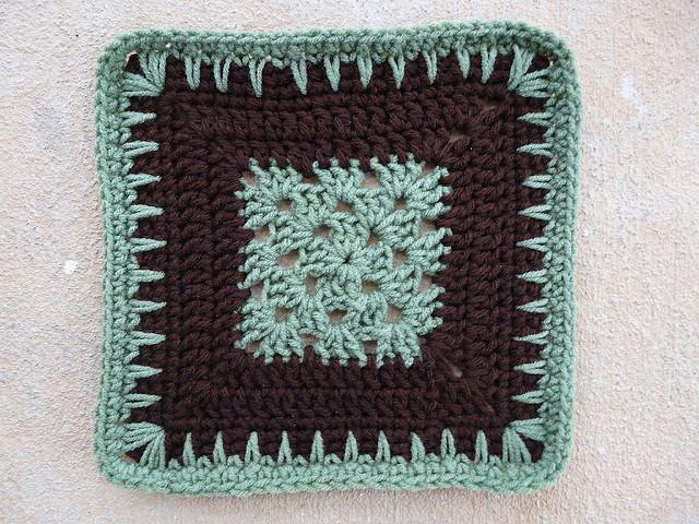crochet square crochet granny square