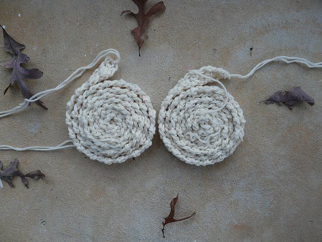 crochet straps