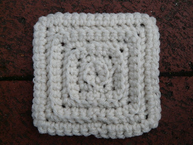 crochetbug, crochet, crochet squares, textured crochet afghan, textured crochet throw, textured crochet blanket