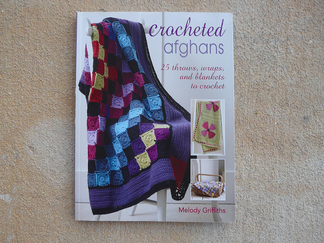 Melody Griffiths' Crocheted Afghans