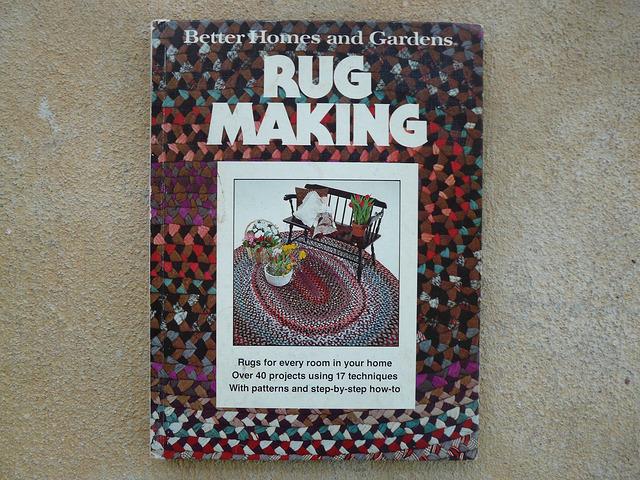 Rug Making used book