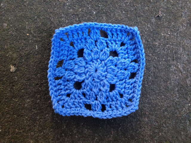 crochet square 69 from 101 crochet squares by jean leinhauser