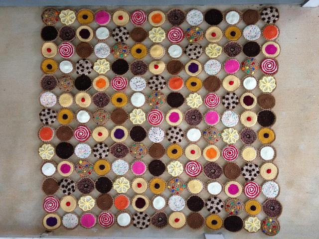 cookieghan crochet blanket