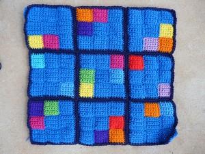 crochetbug, crochet squares, crochet blocks, crochet puzzle, crochet sudoku, crochet afghan, crochet blanket, crochet throw