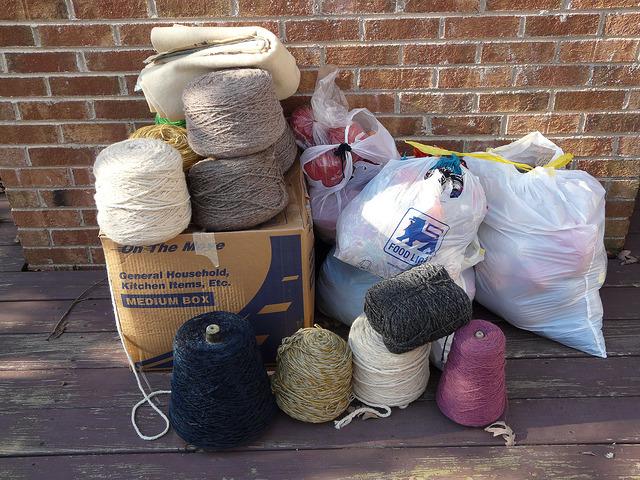 instant yarn stash