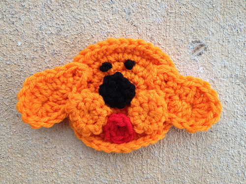 crochetbug, crochet dogs, crochet hexagons, crochet blanket, crochet throw, crochet afghan