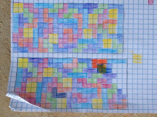 planning a crochet project