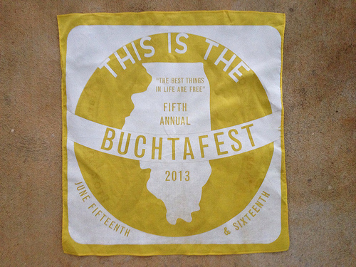 Buchtafest 2013, crochetbug, madison county, Illinois, edwardsville, yellow