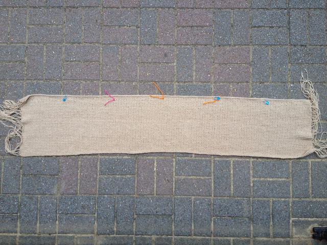 crochet prayer shawl