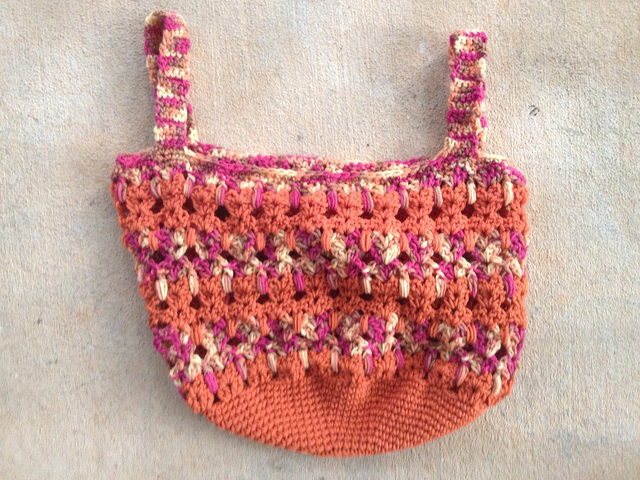 crochet cat bag