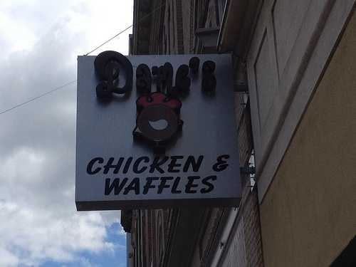Dame's Chicken & Waffles, Durham, North Carolina