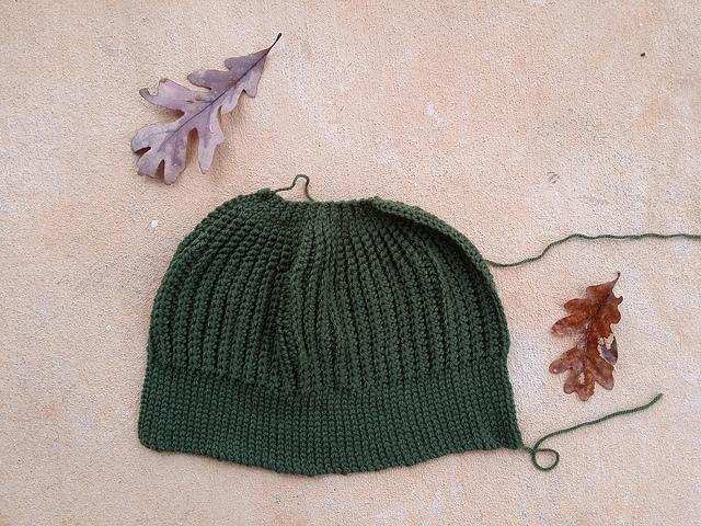 seafarer crochet hat