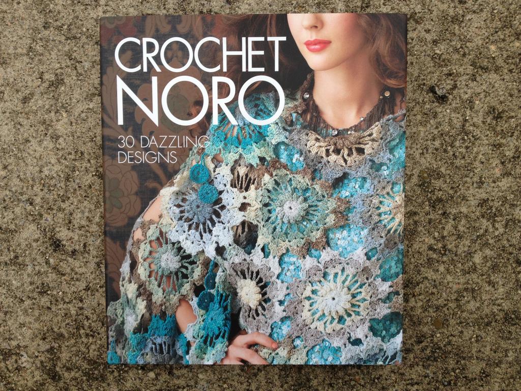 Crochet Noro crochet book