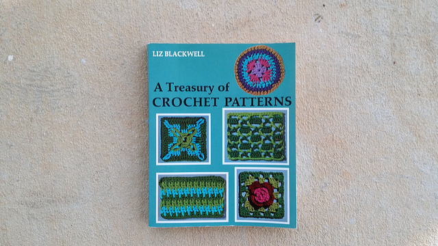 a treasury of crochet patterns crochet book