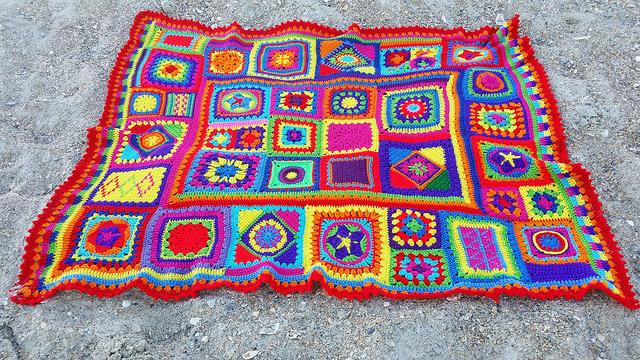 crochet granny squares crochet blanket crochet afghan