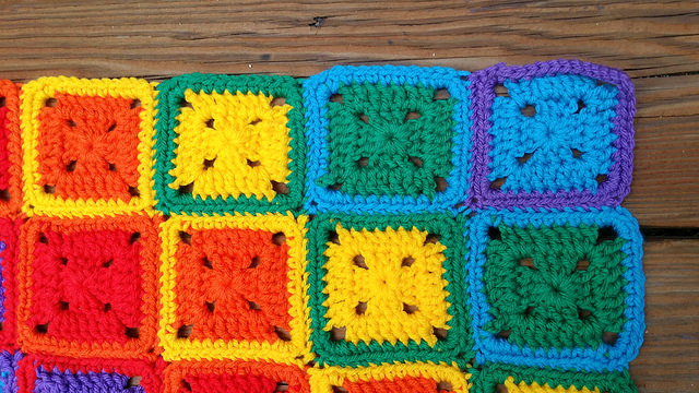 an edge in need of a crochet border