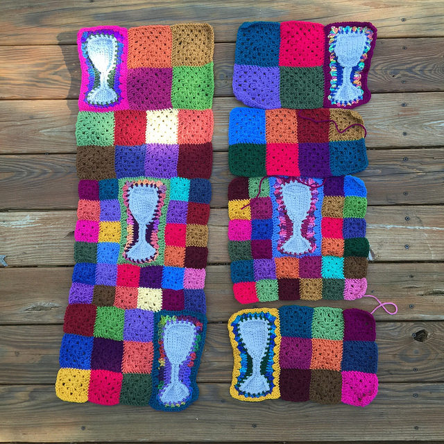 crochet squares crochet motifs