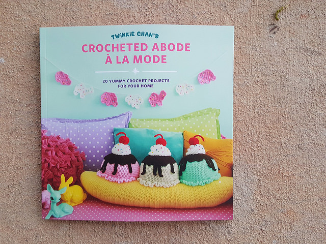 twinkie chan's crocheted abode a la mode book