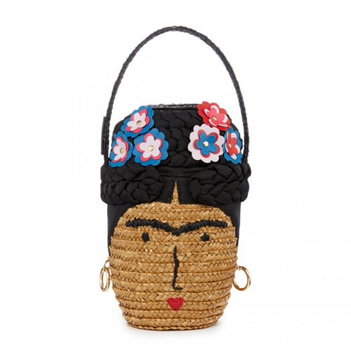 The Lulu Guinness Frida Kahlo Bag from her summer 2015 collection