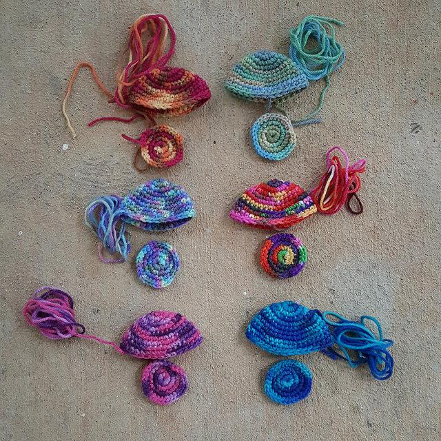 Jellyfish fever - Crochetbug