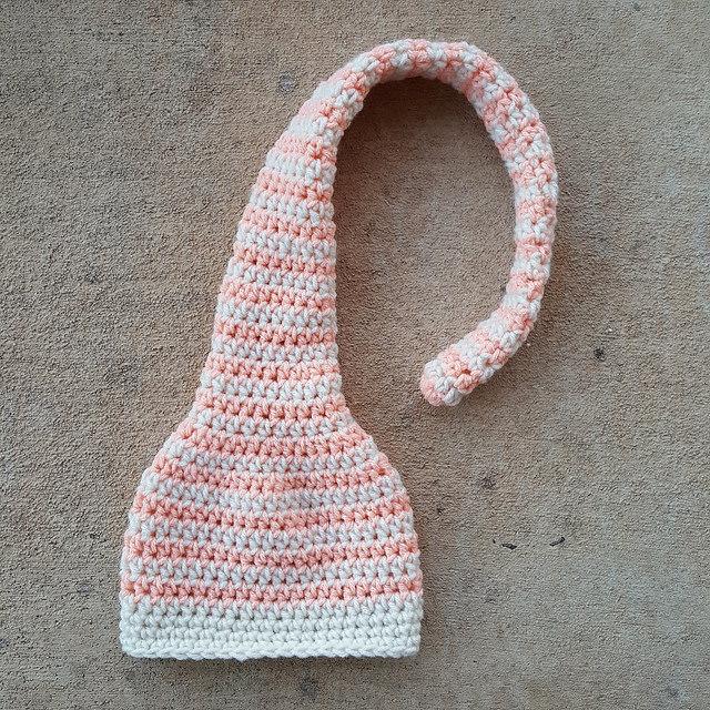 munchkin crochet hat