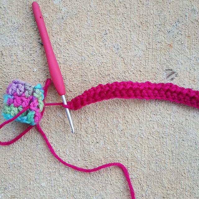 decorative crochet cord