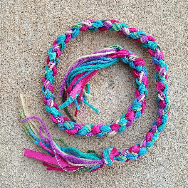 four plait braid