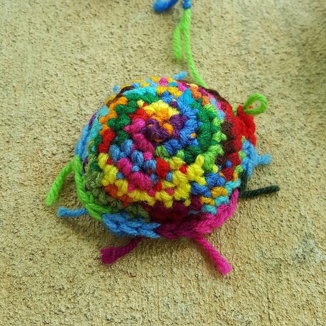 scrap ideal sphere