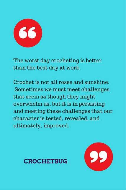 crochetbug, crocheting, crocheted, crochet, crochet affirmation