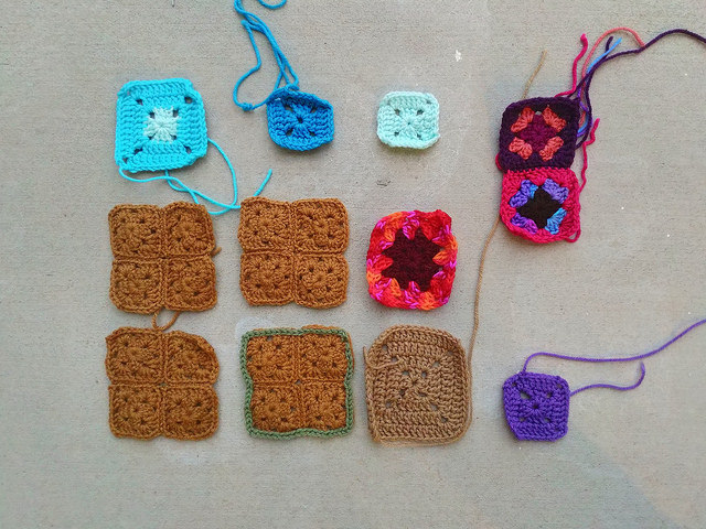 Another dozen crochet remnants identified for crochet rehab