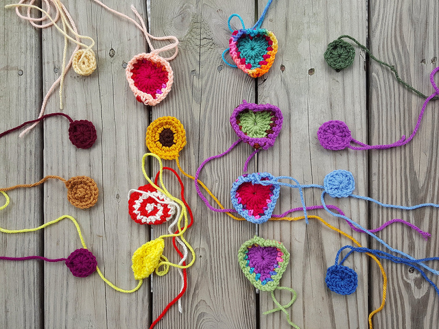 Sixteen crochet remnants identified for rehab