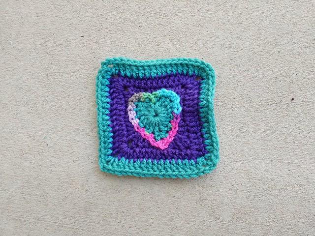 The seventeenth crochet remnant