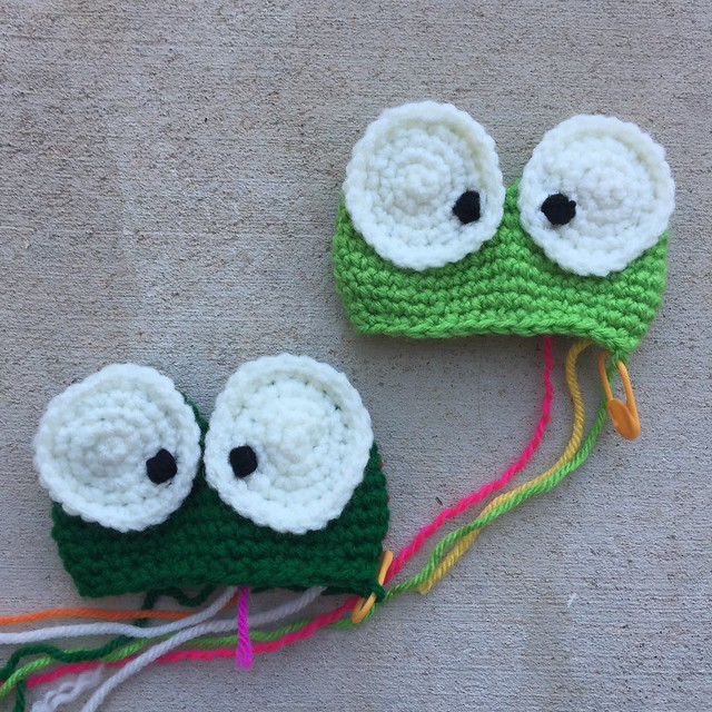 DIY Crochet Keroppi Sanrio Coin Purse - YouTube | 640x640